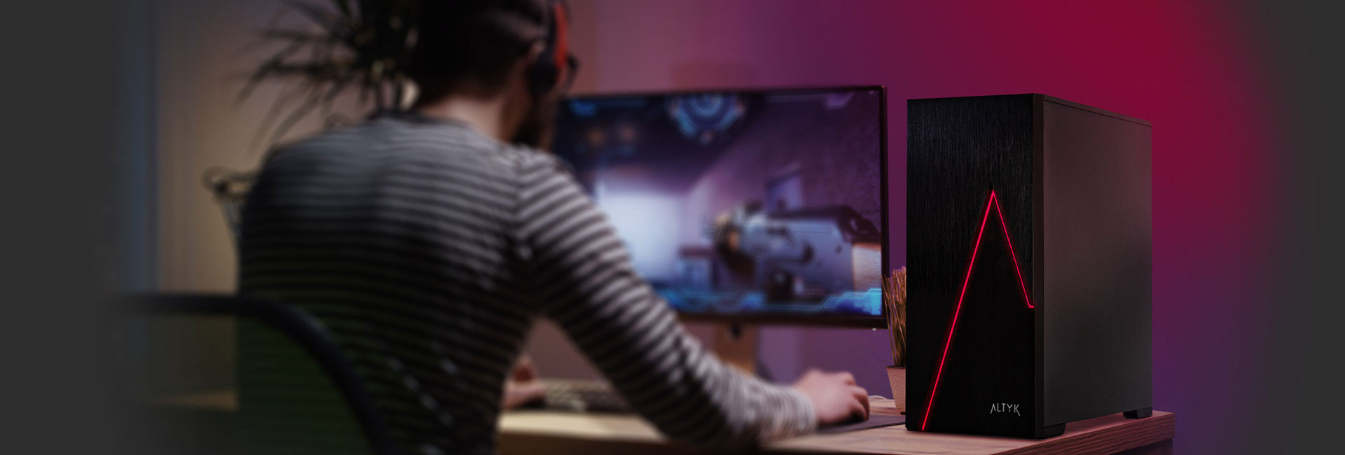 Configurez votre PC gamer sur mesure - Altyk